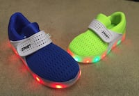 LED Light Up Shoes for Kids High Point, 27260