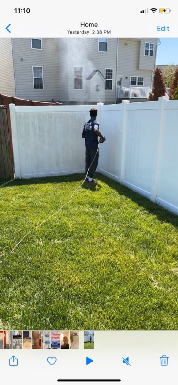 """""""Lee's Pressure Washing"""" Exterior House Cleaning  c85dfc24-5b7a-40ba-8ba4-6e56f32dacf8"""