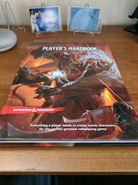 Dungeons and Dragons Player Handbook Sunnyvale, 94086