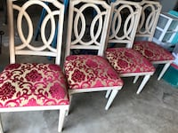 Dining chairs (set of four) Fairfax, 22030