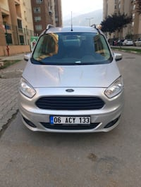 2016 Ford Tourneo Courier Journey