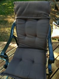 2 chair cushions   Coquitlam, V3C 2H4
