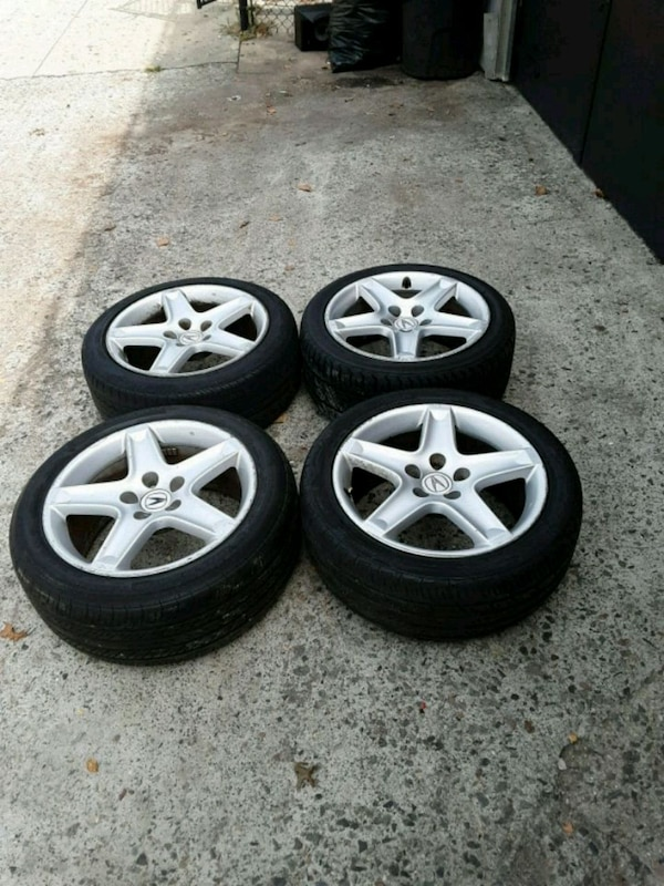 Used Acura Tl Rims For Sale In Jersey City Letgo - Acura tl rims for sale