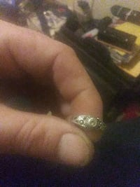 Sterling silver ring Montclair, 91763