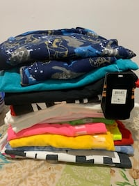 T shirts different sizes small to large Toronto, M9V 4E7