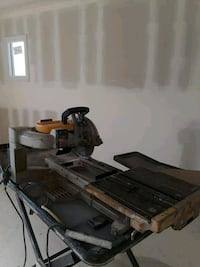 black and gray miter saw Los Angeles, 90001
