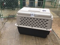 "Petmate Ultra /Xlarge petmate Dog or large animal carrier. 40""l x30"" H . Like new heavy duty. Newark, 07105"