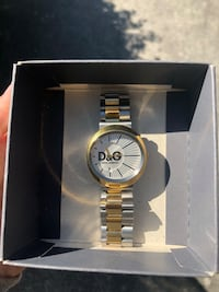 Dolce and gabanna watch  3728 km