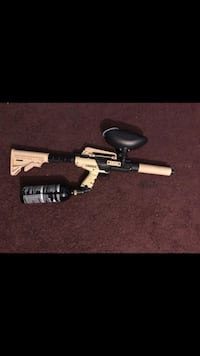 black and gray paintball marker Miami, 33179