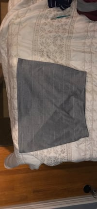 White and gray striped textile Downey, 90242