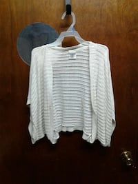 women's white cardigan Gulfport, 39501