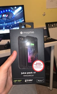 Mophie Battery pack