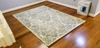 Beautiful Grey and White Rug Rockville, 20850