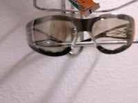 Motorcycle riding glasses great shaoe silver n bla Tulsa, 74107