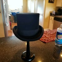 black and gray table lamp Tampa
