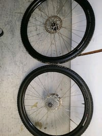 """Specialized 27.5"""" set of wheels  Vancouver, V5M 3W8"""