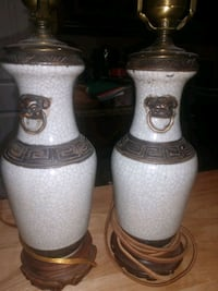 Collectors items .. Dynnasty Lamps,  old Murfreesboro, 37127