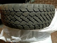 P215 60 R16 WINTER SNOW TIRES