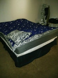 king size bed mattress  Franklin