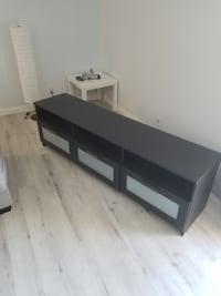 TV Rack with Storage Drawer Vancouver