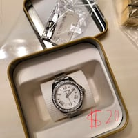Fossil watches with box and links Markham, L6B