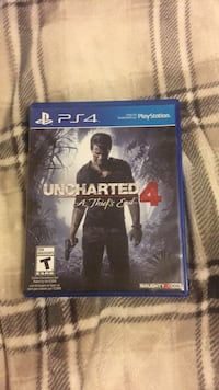Uncharted 4 PS4 Chatham, N7M 3Z5