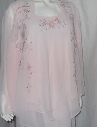 Coldwater Creek Special Occasion Dress - NWOT - 22W Toronto