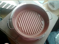Ss grill pan with lid Waukegan