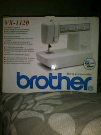Brother vx-1120 sewing machine Charlotte, 28210