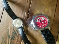 two round silver-colored analog watches with black Lenoir City, 37771