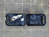 Chrome Wahl clippers w / case and guards Los Angeles, 90017
