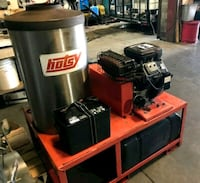 Hotsy hot and cold 4000 psi pressure washer  Ringgold, 30736