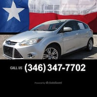 2012 Ford Focus SEL Houston