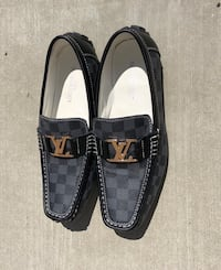 pair of black leather loafers Fountain Valley, 92708