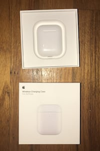 AirPods charging case & case case