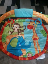 baby's multicolored activity gym Edmonton, T5X 2J8