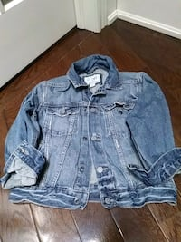 Kid's Blue Jean Jacket (S. 7/8= Toronto, M9B 0A3