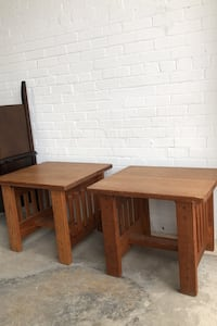 Solid Wood End Tables Bowmanville, L1C 1W3