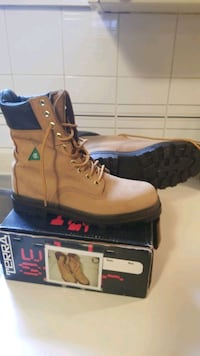 NEW - Terra Safety Boots Toronto, M4J 4W4