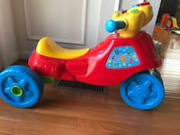 VTech 2-in-1 Learn & Zoom Motorbike Ashburn