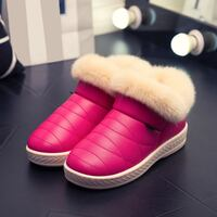 pair of pink-and-white shoes