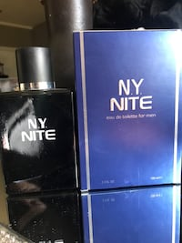 N.Y. Nite eau de toilette for men with box Fresno, 93706