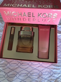 Micheal Kors wonderfulust set still new never used . 100% authentic  Elizabeth, 07208