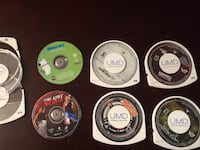 Psp games $20 for all Toronto, M6N 4P9