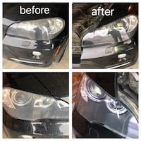 Headlight restoration Chestermere