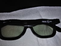NEW 3D Polarized Glasses by   RealD Technology for TV/Movies/Cinema/HD Toronto