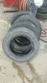 235/65R17 Winter tires to sell