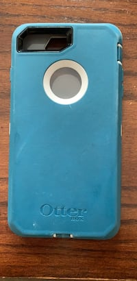 blue and white OtterBox iPhone case Clinton, 37716