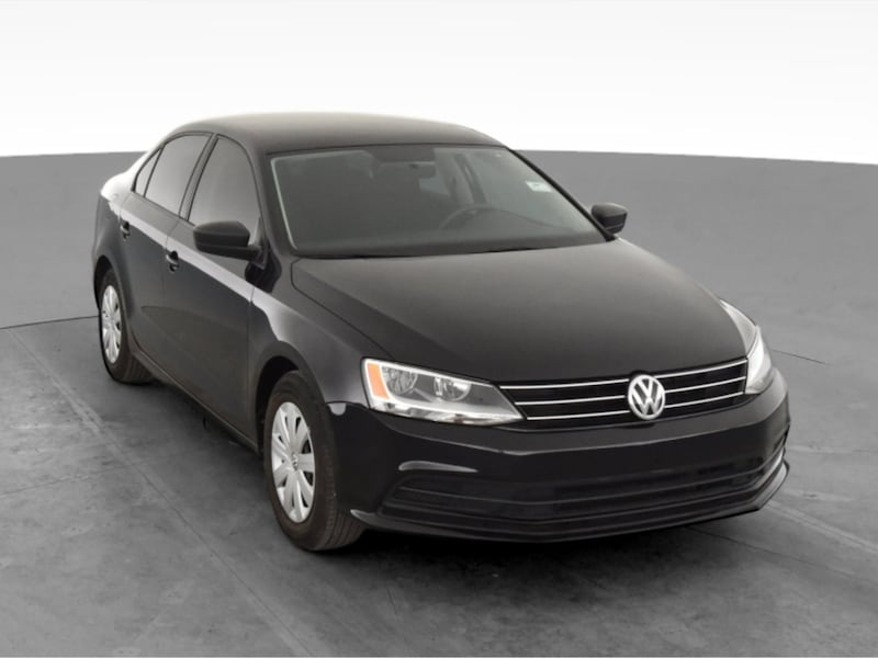 2016 VW Volkswagen Jetta sedan 1.4T S Sedan 4D Black  0d845237-bfa4-452e-9e51-fca30402e085