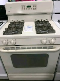 "GE BISQUE 30"" NATURAL GAS STOVE $219 #26220 Hempstead, 11550"